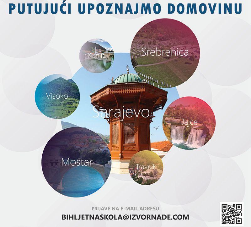 Bosanska ljetna škola 2017. Fondacija Izvor nade
