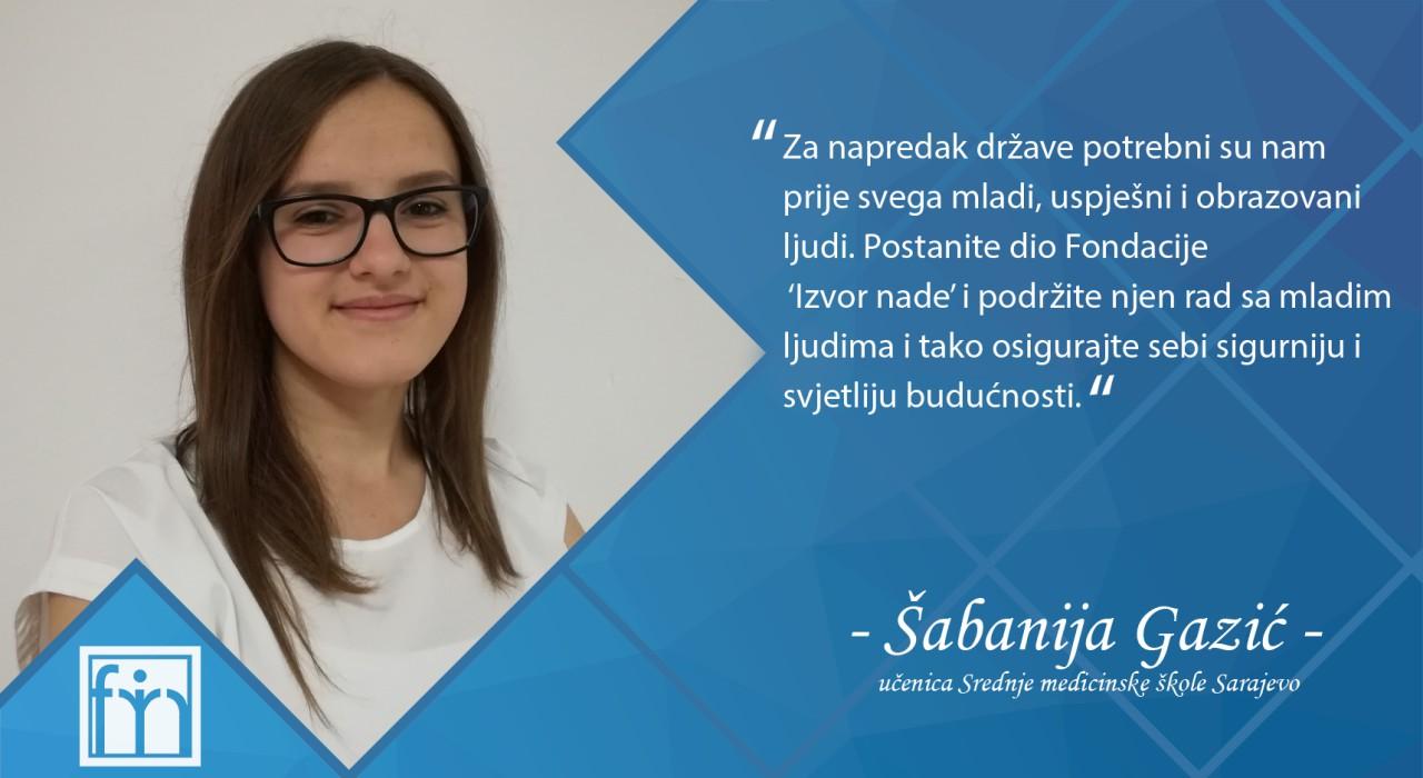 Šabanija Gazić