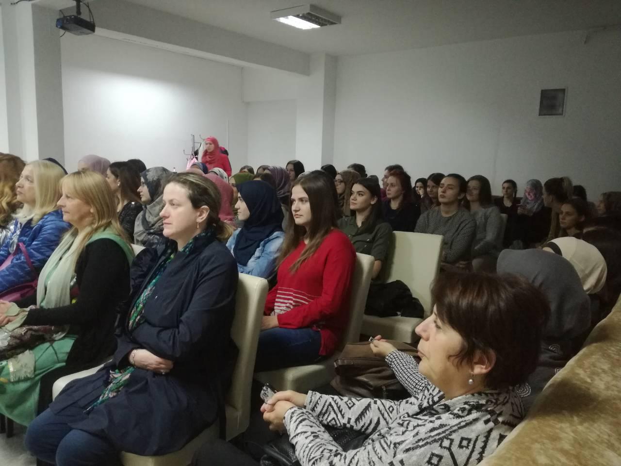 Svecani prijem i potpisivanje ugovora sa studenatima 2017-2018 Nedzarici