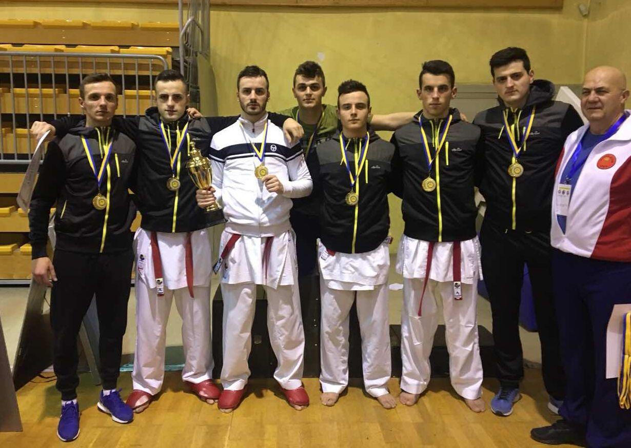 Ervin Galic 2018 - 13. Federalno karate prvenstvo ekipno