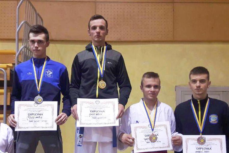 Ervin Galic 2018. - 13. Federalno karate prvenstvo