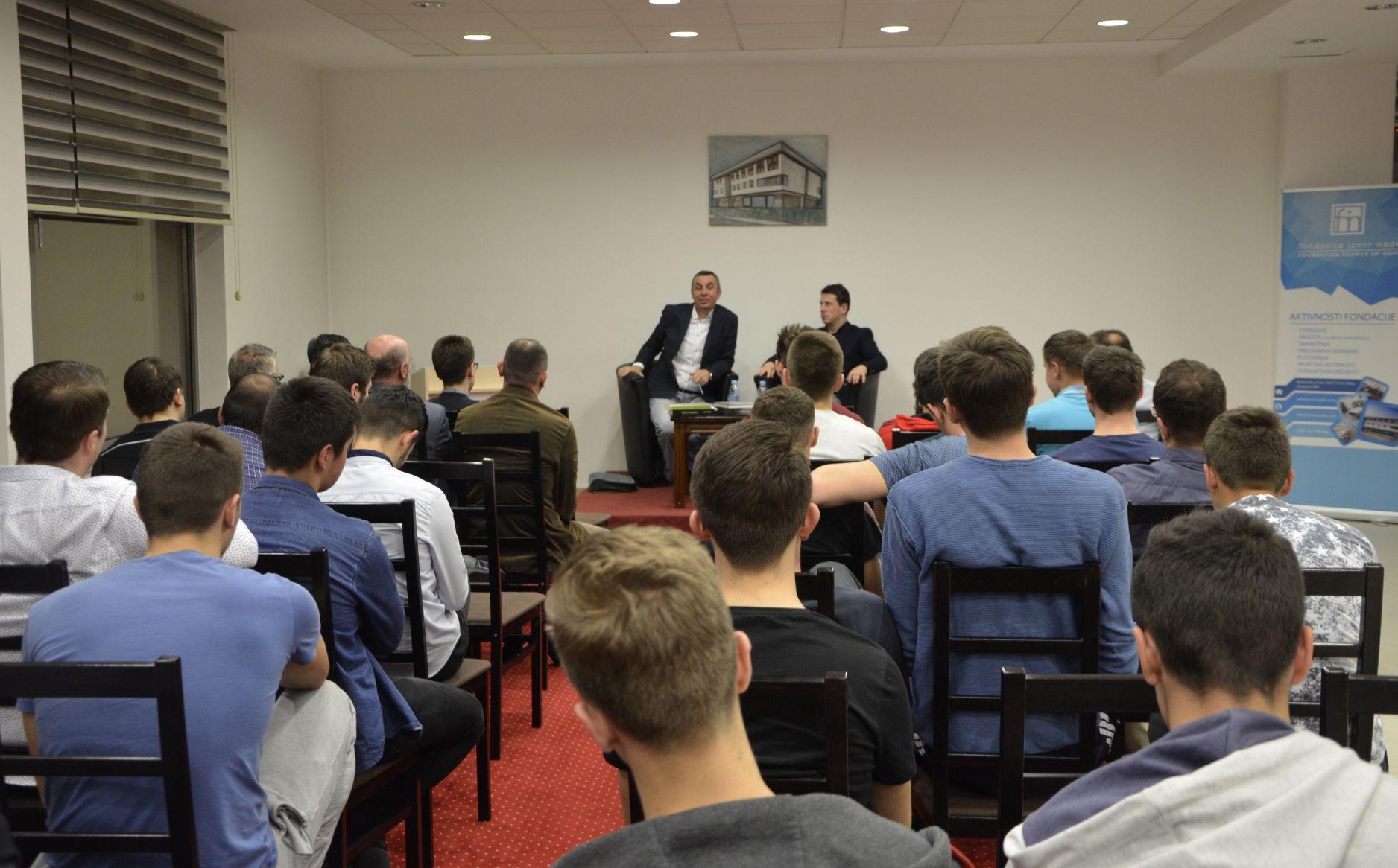 Osman Lindov predavanje Fondacija Izvor nade 17. april 2018. b