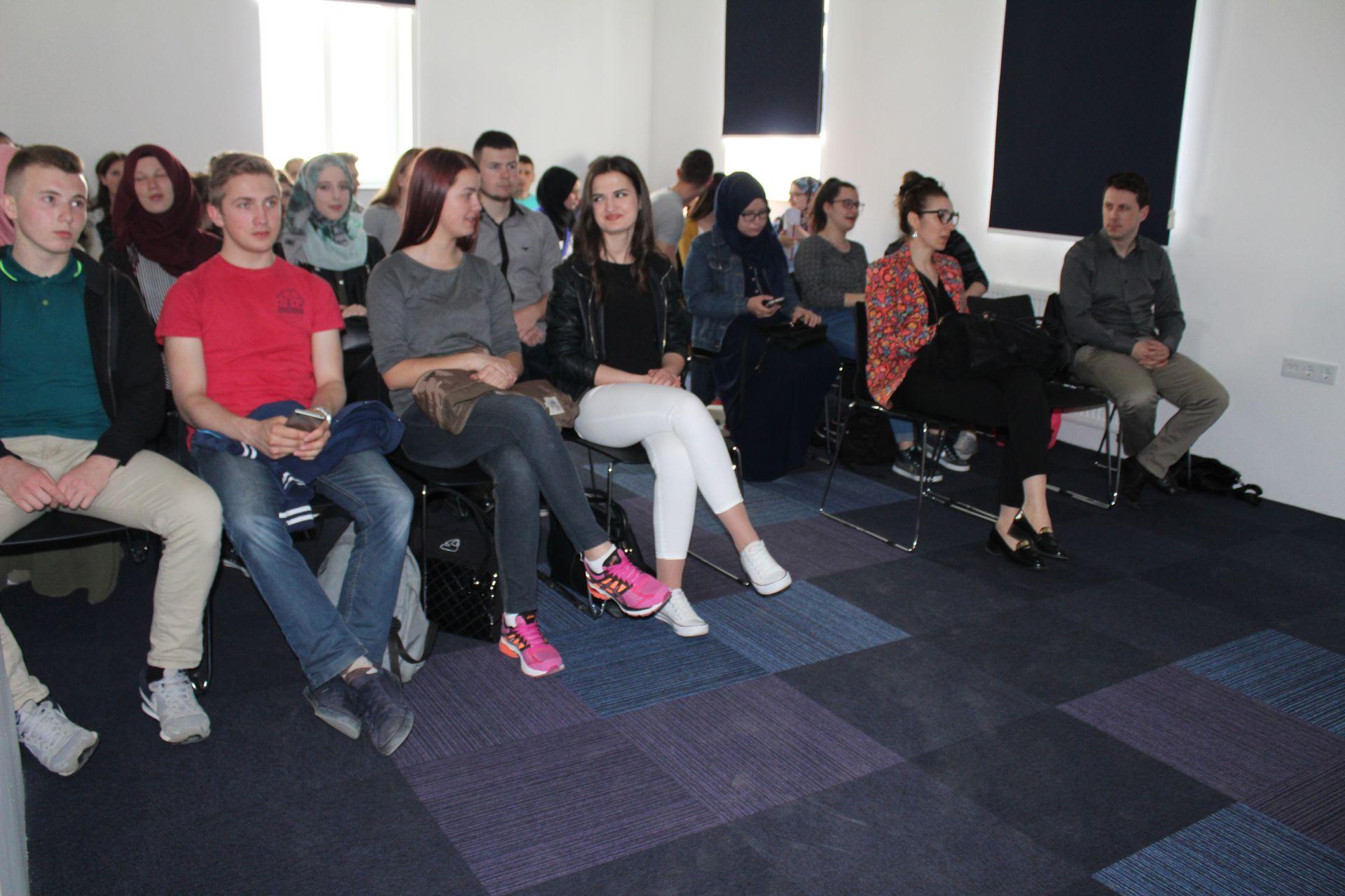 U Travniku odrzana prezentacija Fondacije Izvor nade april 2018 a
