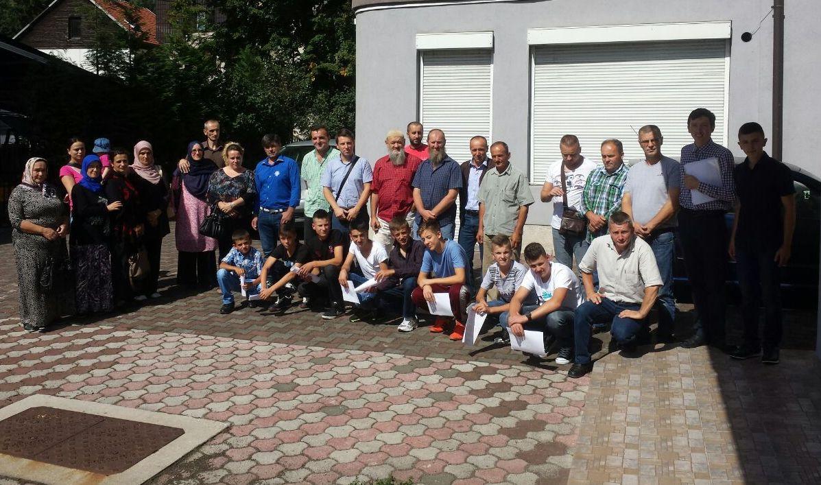 Dodjela i potpisivanje ugovora u Travniku