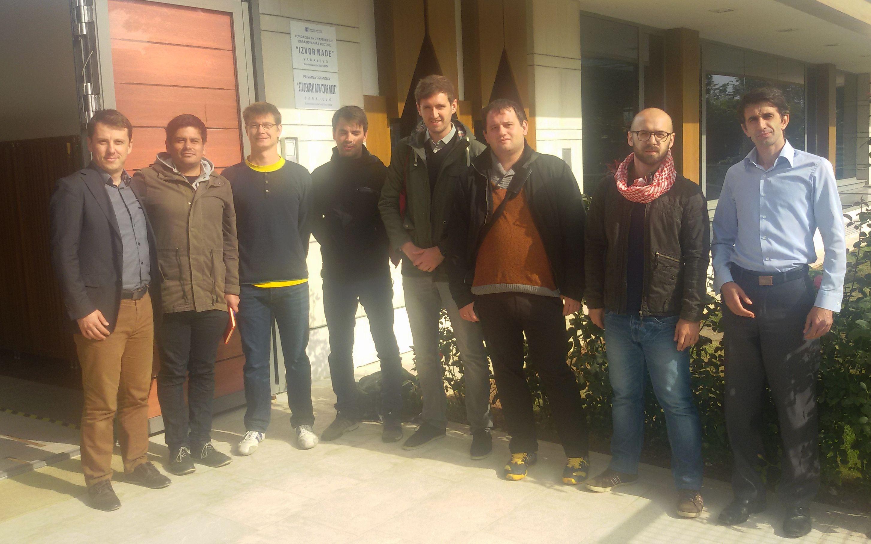 """Studenti AEGEE studentske organizacije u posjeti Fondaciji """"Izvor nade"""""""