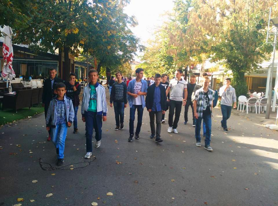 Posjeta srednjoskolaca iz Travnika Bosanskoj krajini