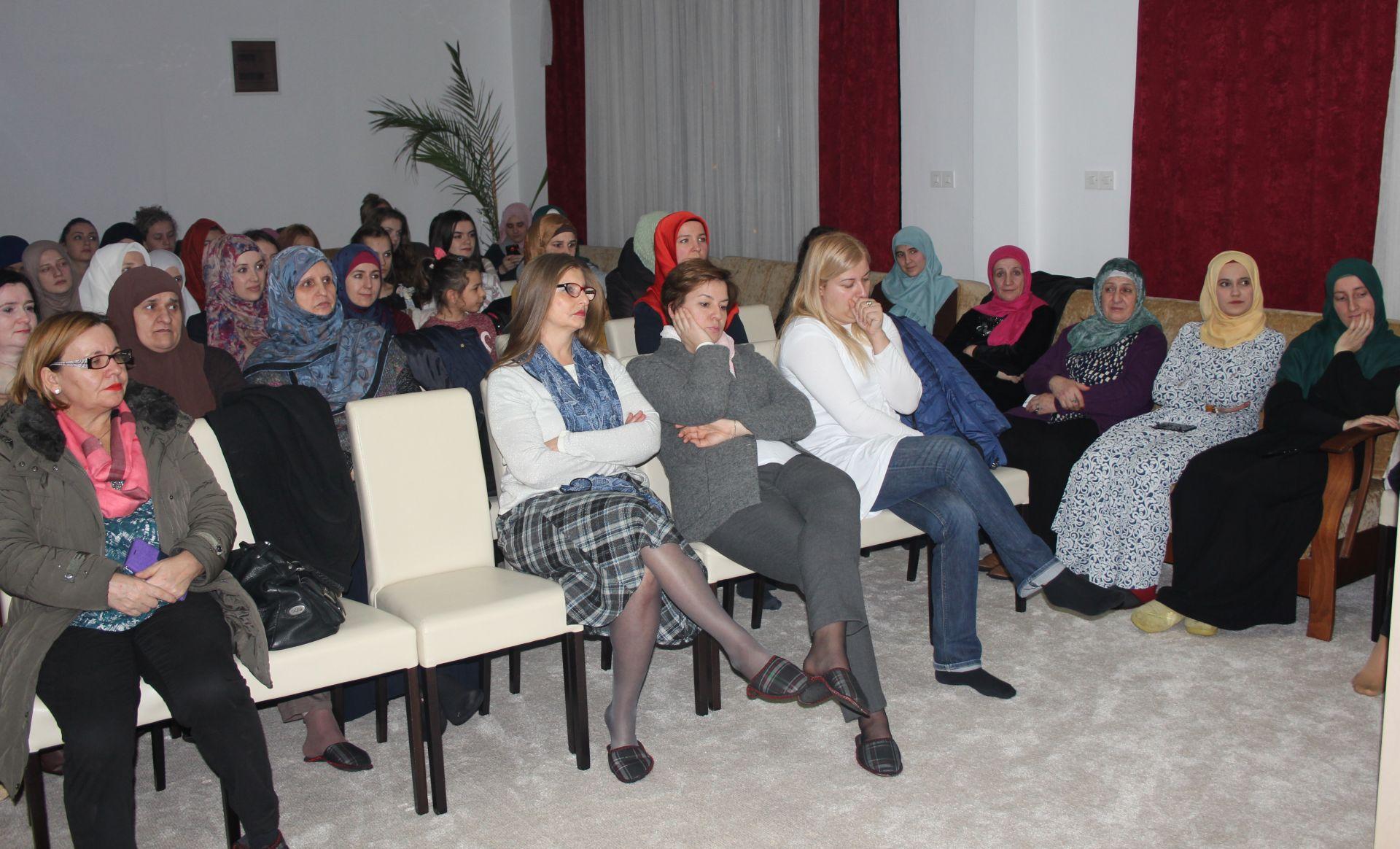 Ured Fondacije Izvor nade Nedzarici organizirao program za Dan drzavnosti BiH