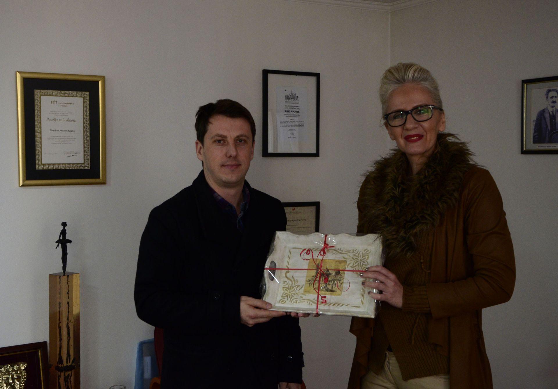 Sastanak Tarik Agetovic i Marijele Hasimbegovic
