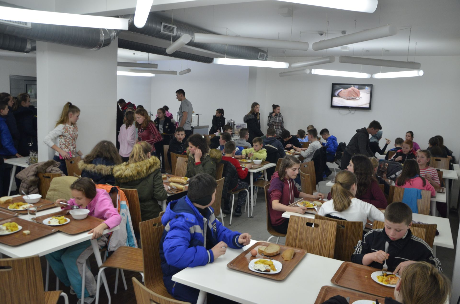 Posjeta djece iz MIZ Zenica