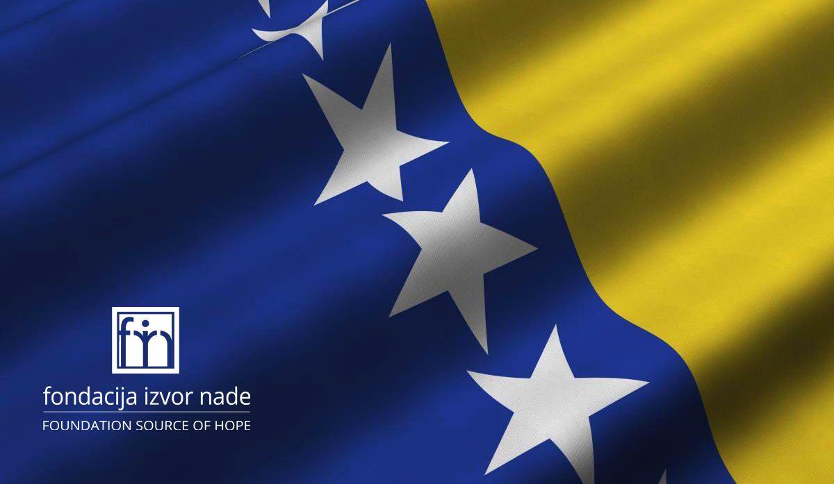 Zastava BiH, Dan nezavisnosti BiH
