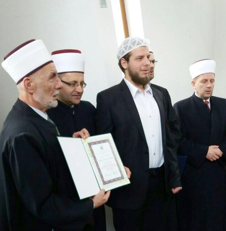 Hafiz Anis Cilic, hafiska dova u Jablanici 11.3.2017.