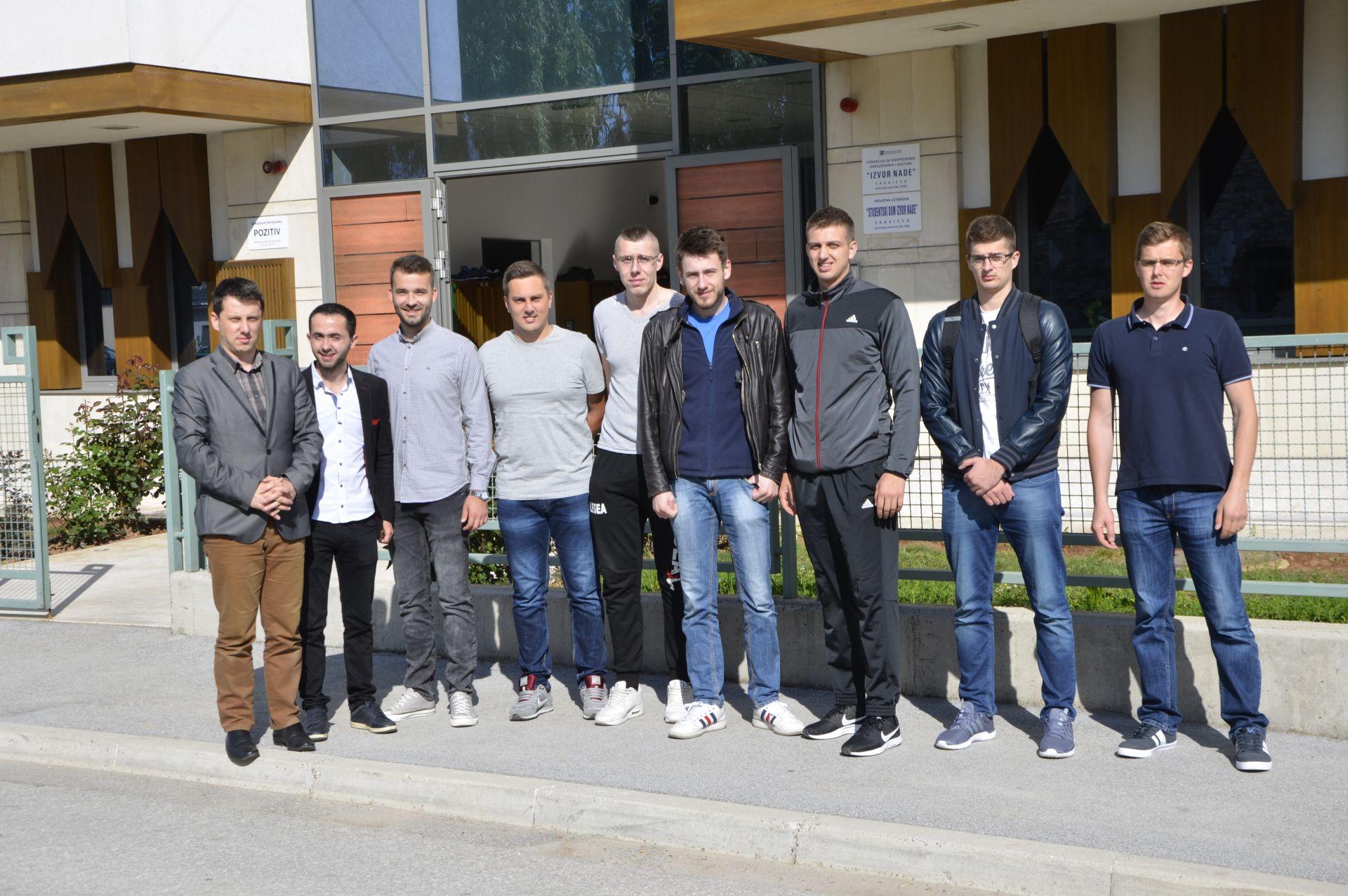 Posjeta studenata Fakulteta elektrotehnike iz Tuzle