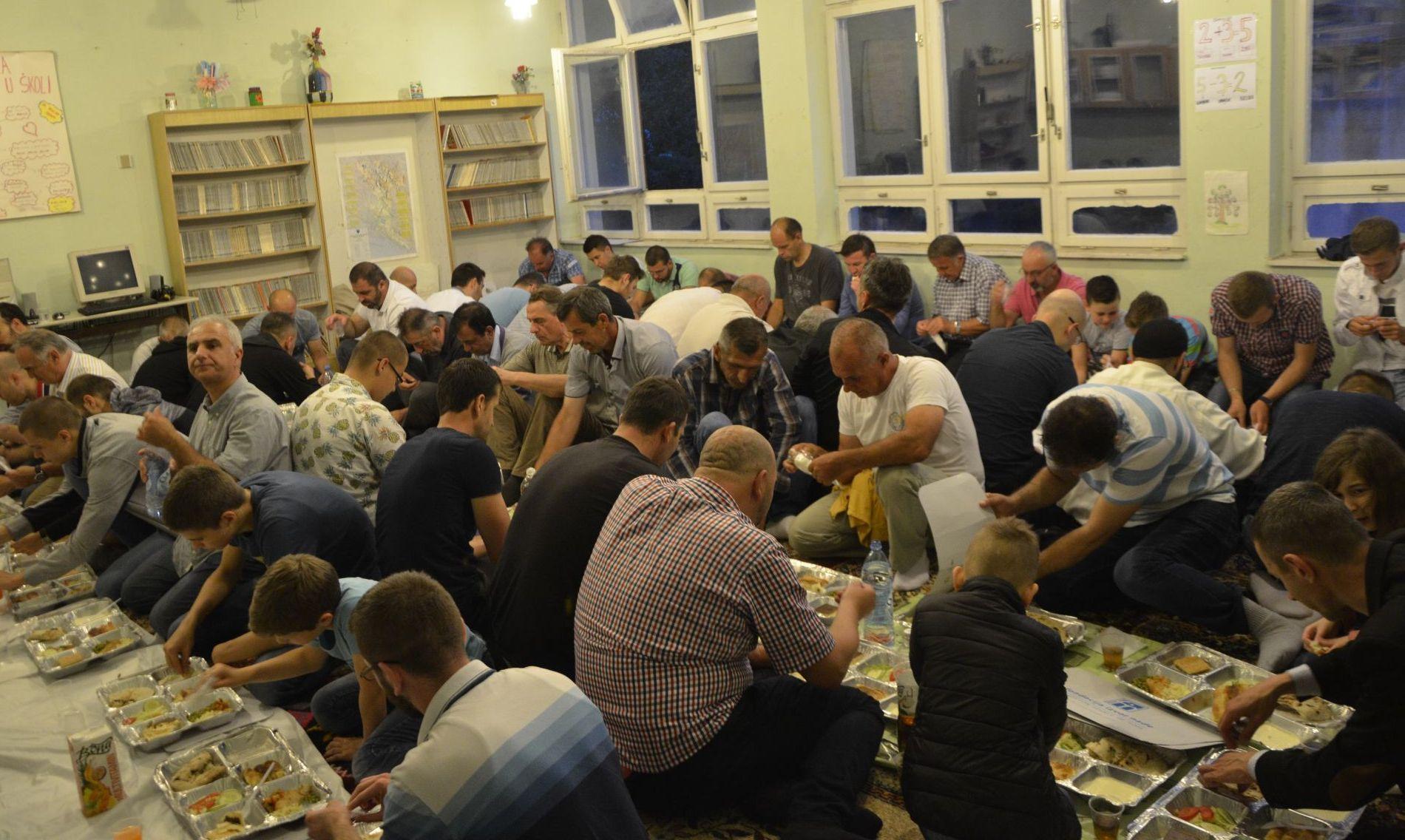 Iftar Gracanica kod Prozora 2017 a
