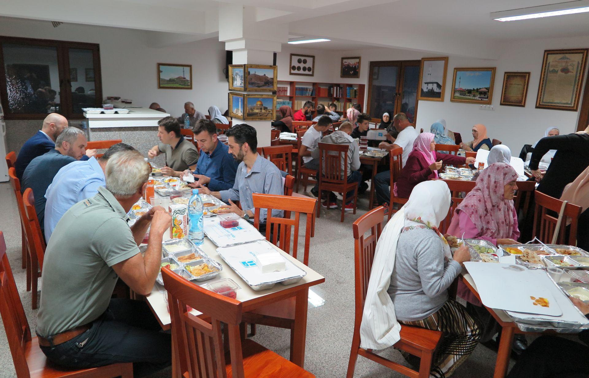 Sipovo iftar 2017, Fondacija Izvor nade
