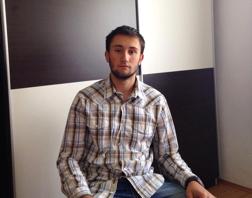 Sulejman Abazovic, stipendista Fondacije Izvor nade