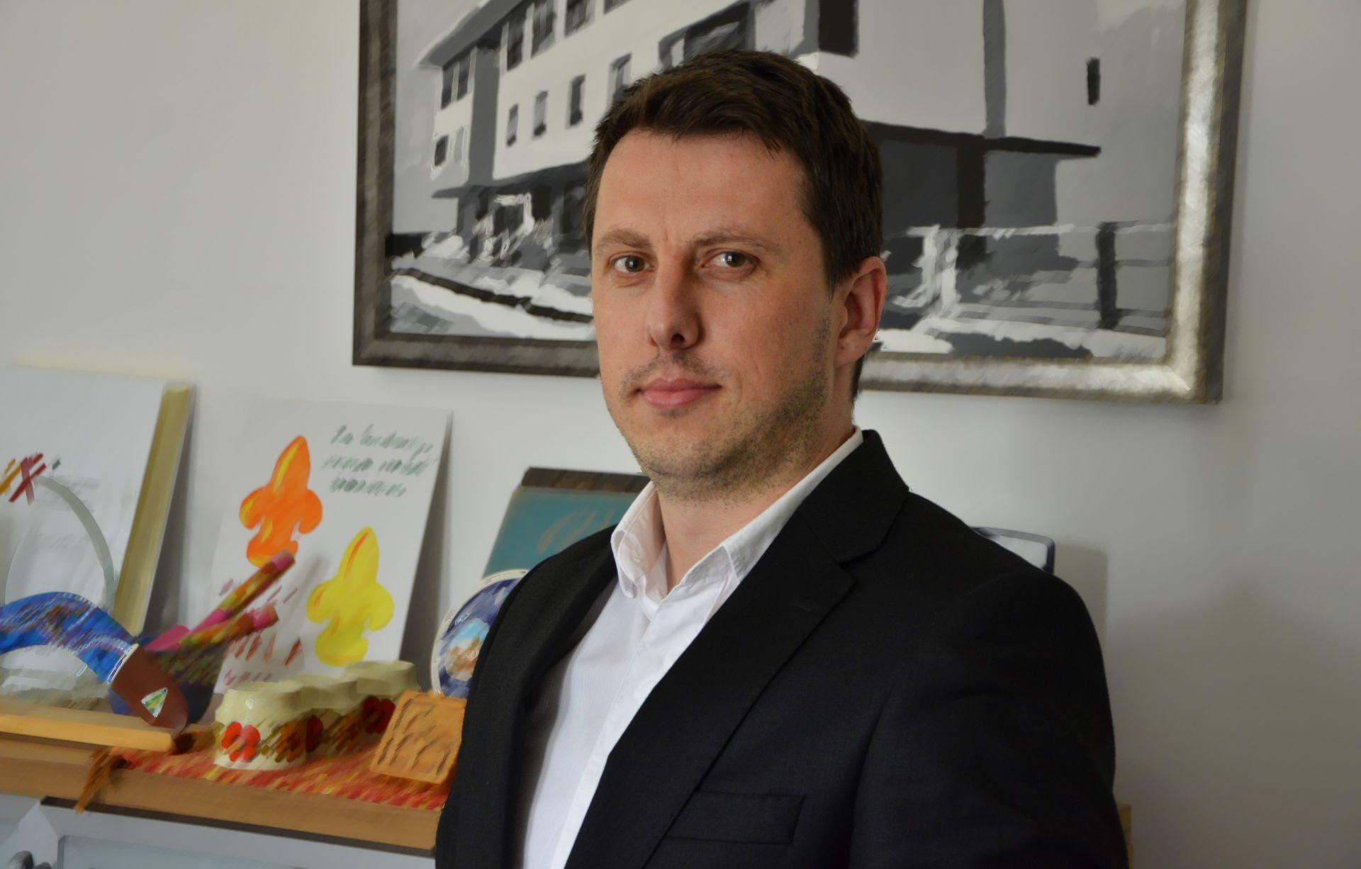 Tarik Agetovic, direktor Fondacije Izvor nade, august 2017