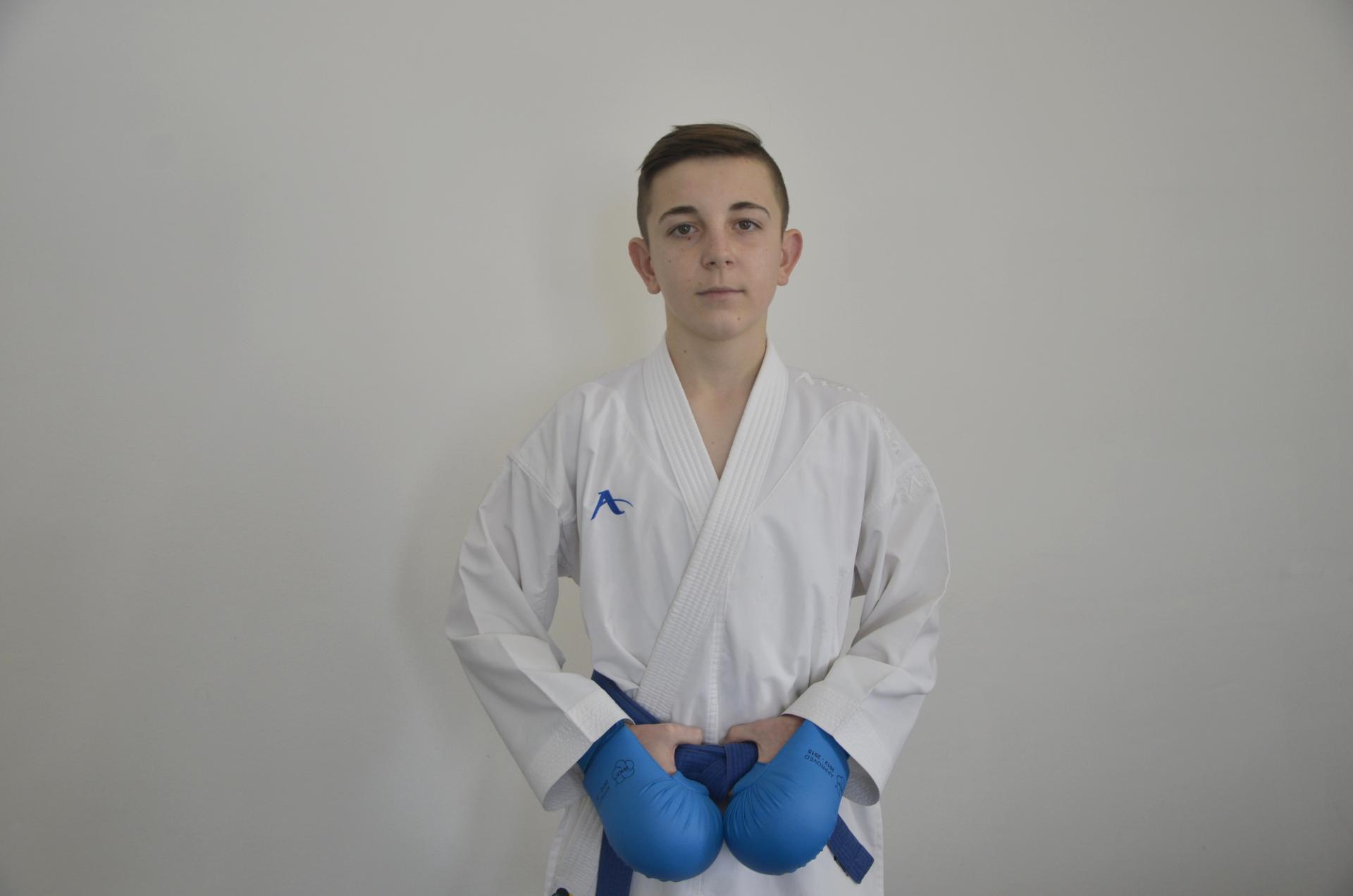Šumar obezbijedio nastup na Državnom karate prvenstvu 2017