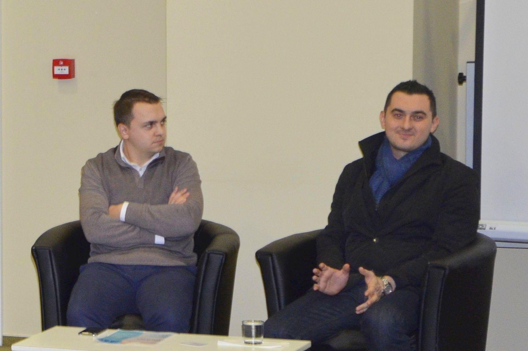 Predavanje dr. Amira Selimagica decembar 2017 Fondacija Izvor nade