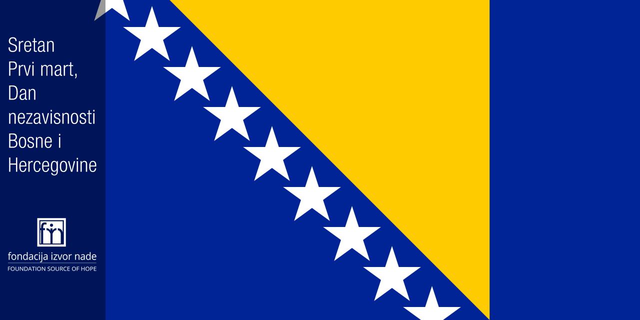 Cestitka_Prvi_mart_Dan_nezavisnosti_BiH_2018