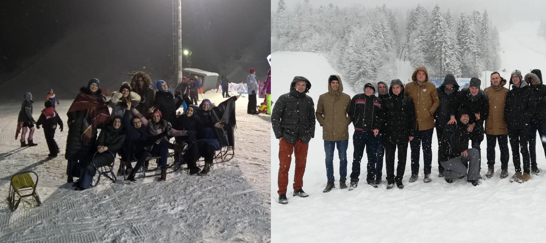 Zimska skola za mentore i volontere 2018