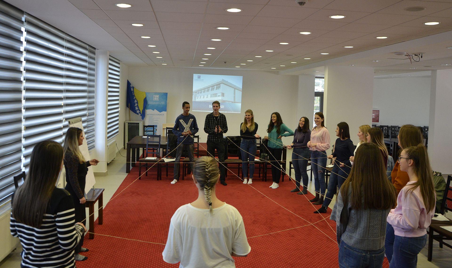 Mini-skola za mlade Opcine Ilidza 27.10.2018.i