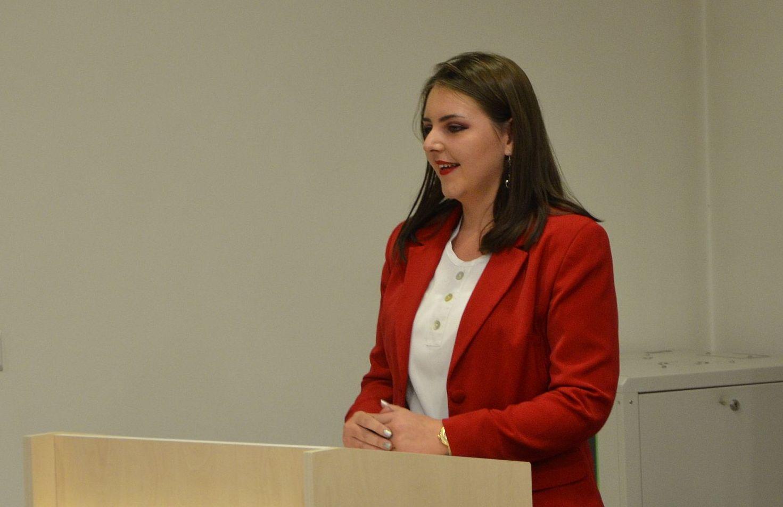 Samira Aličić, stipendistica Fondacije Izvor nade