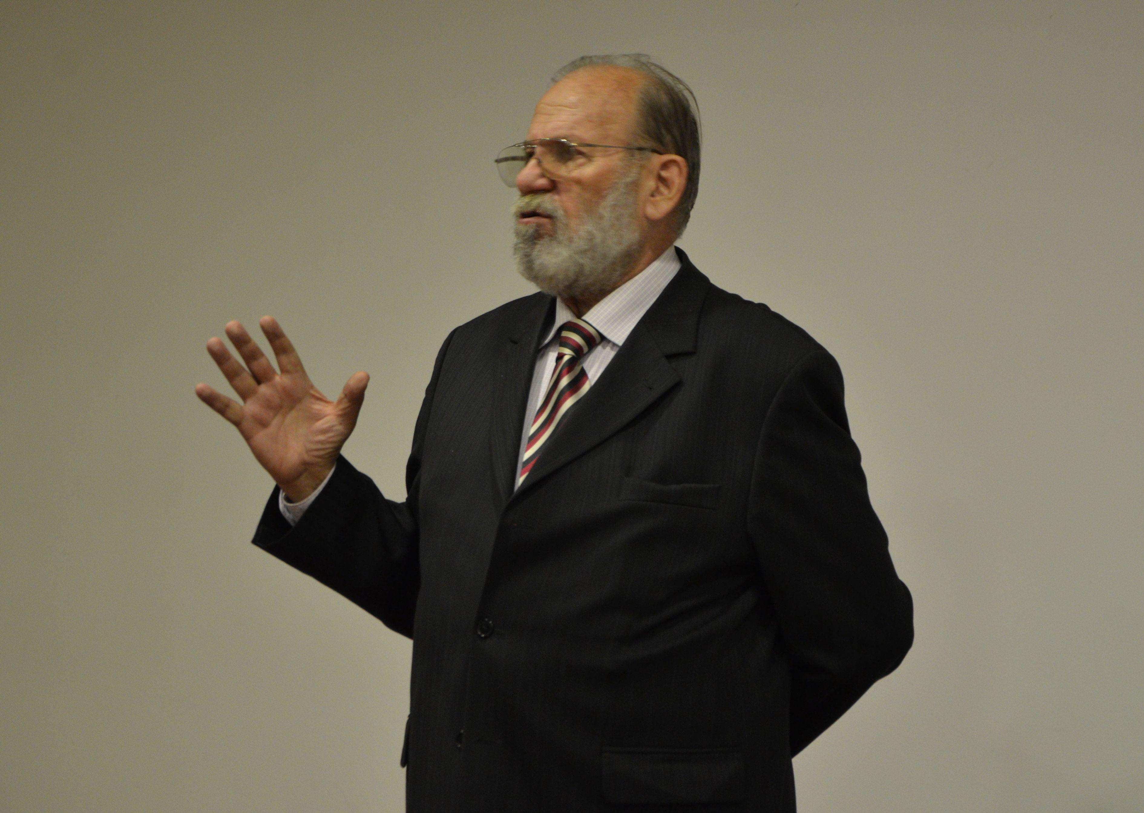 Stjepan Kljuic, predavanje 21.11.2018.i