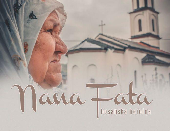 Film o nani Fati Orlovic, Fondacija Izvor nade mart 2019