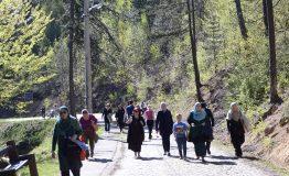 Posjeta Srebrenici projekat Domovina kroz historiju 10