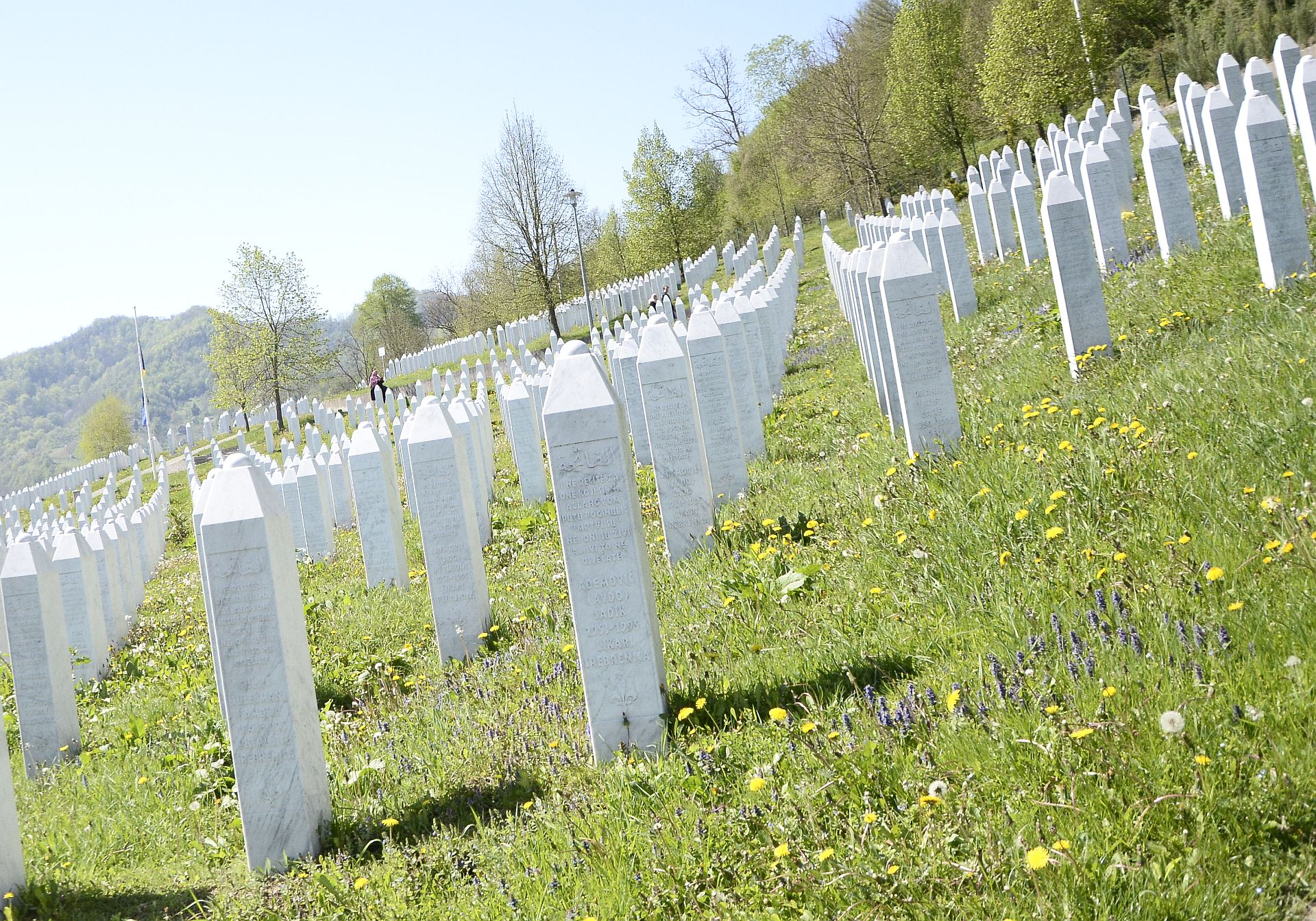 Posjeta Srebrenici projekat Domovina kroz historiju 11