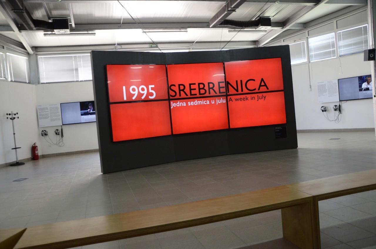 Posjeta Srebrenici projekat Domovina kroz historiju 7