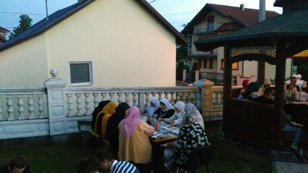 Iftar Prnjavor Konjuhovci 25.5.2019.g