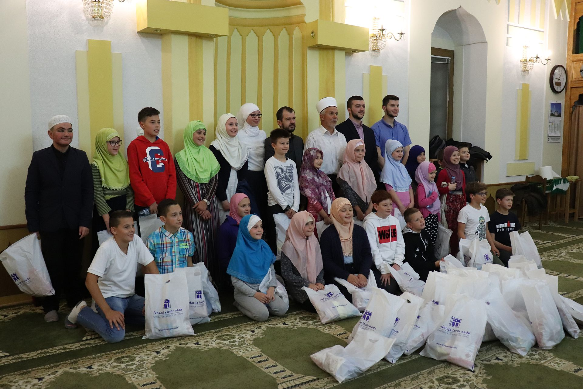 Iftar_Orasje_maj 2019.g Fondacija Izvor nade