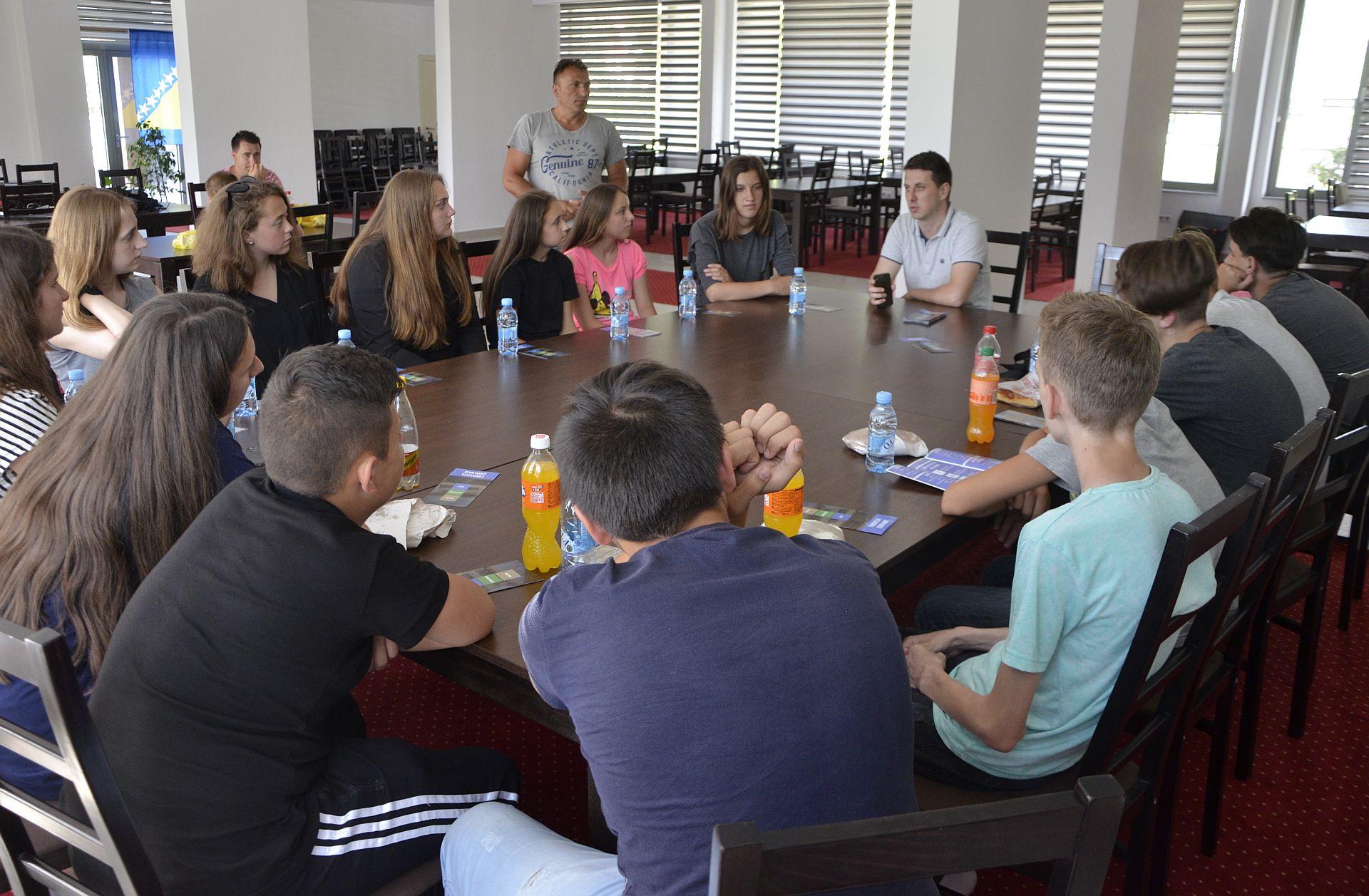 Posjeta djece iz Konjevic-Polja 19.6.2019c