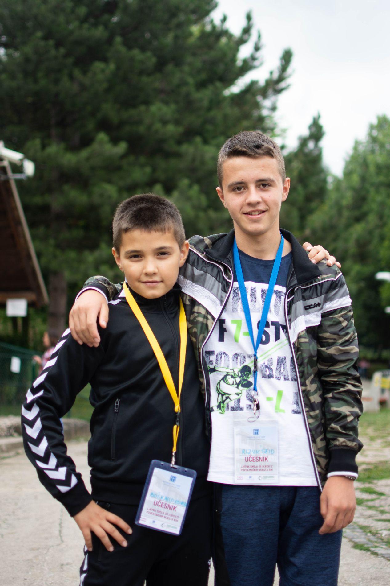 Ljetna skola za djecu iz povrat mjesta 2019_09