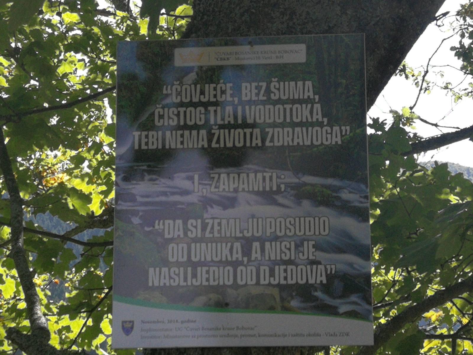 Projekat Domovina kroz historiju KS i Bobovac 5