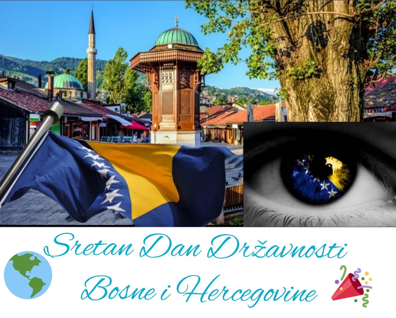 Bina Lelić, Srebrenik Moja čestitka domovini Fondacija Izvor nade