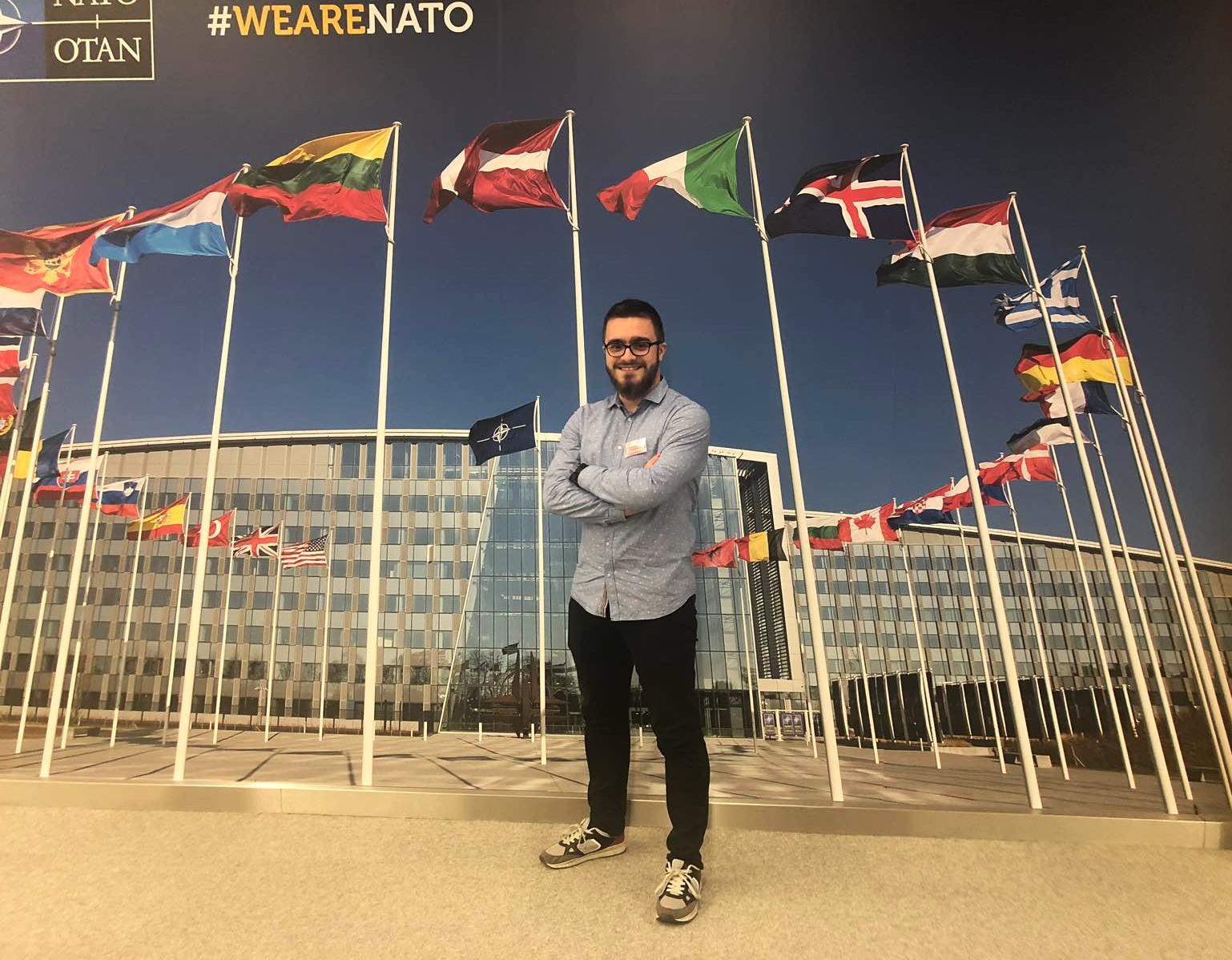 Imran Polovina NATO stab u Briselu 2