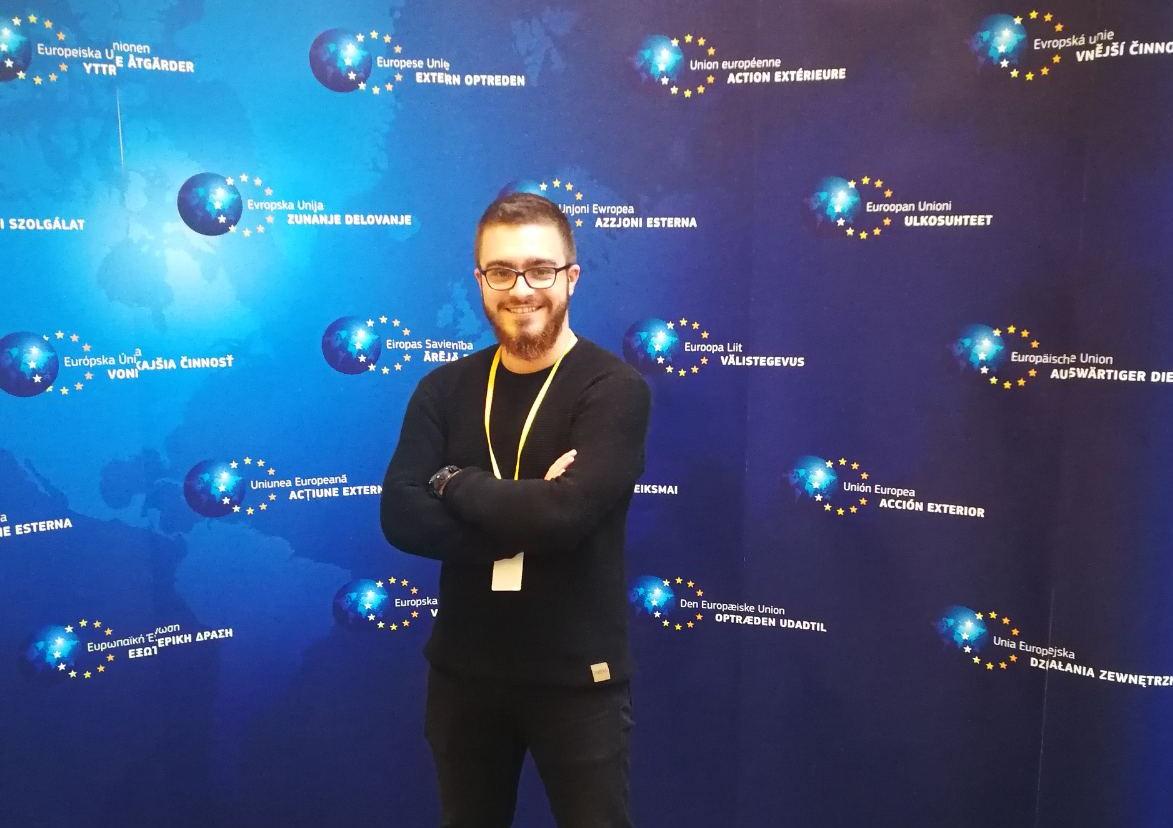 Imran Polovina NATO stab u Briselu 3