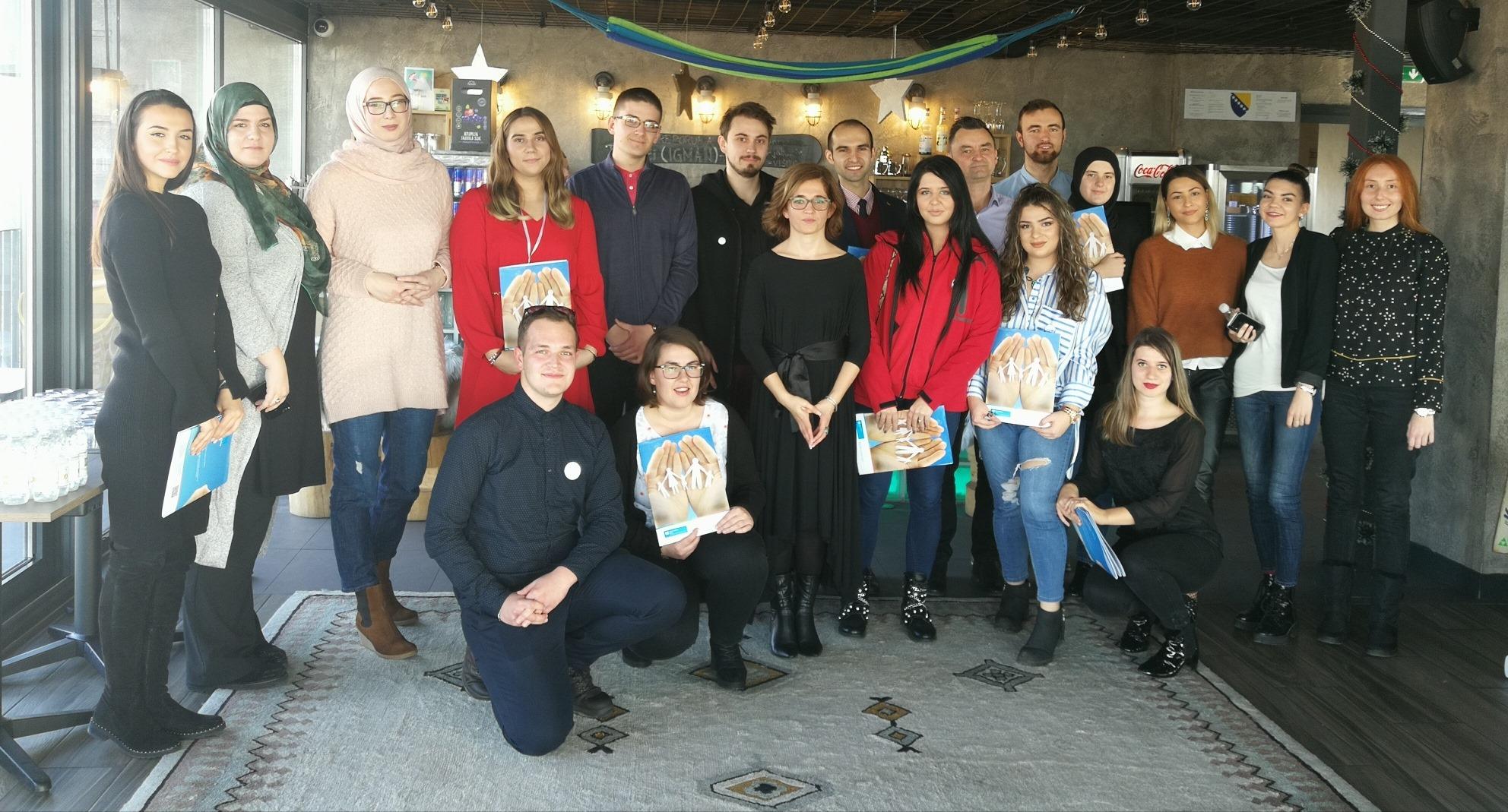 Održana panel diskusija Volonterizam u službi izgradnje kapaciteta mladih Foto: SOS Djecija sela