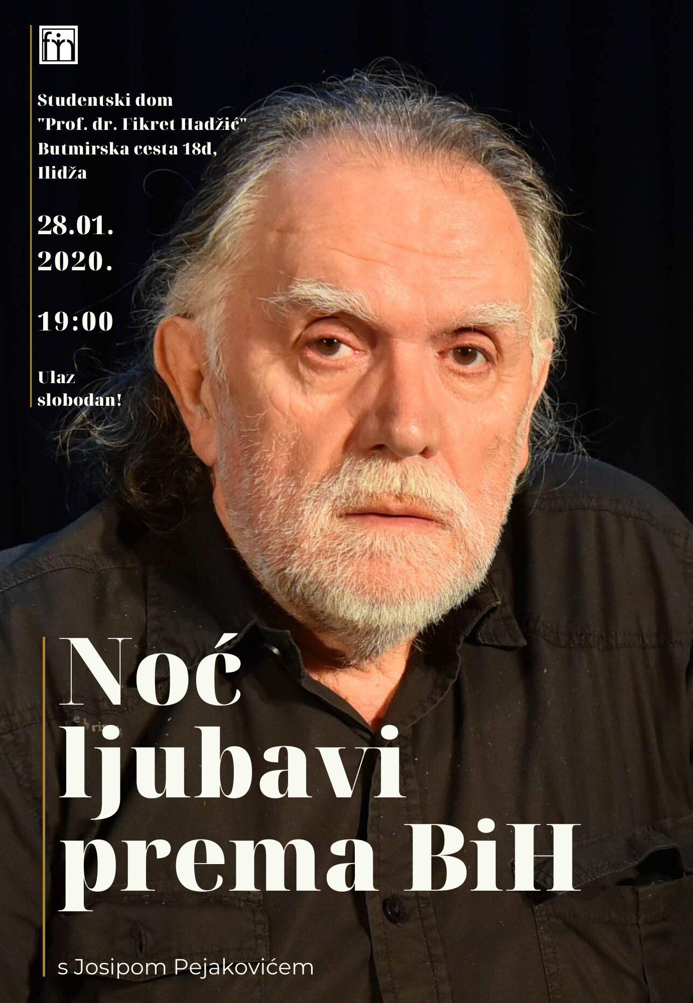Josip Pejaković jan 2020 Fondacija Izvor nade
