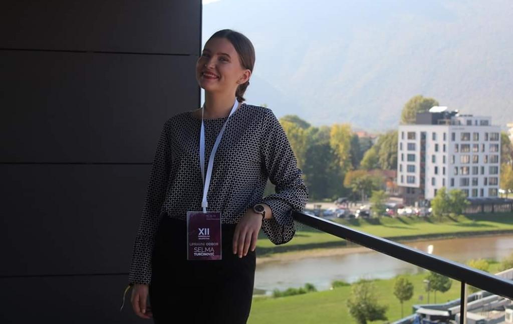 Selma Turcinovic, Fondacija Izvor nade, foto ASuBiH