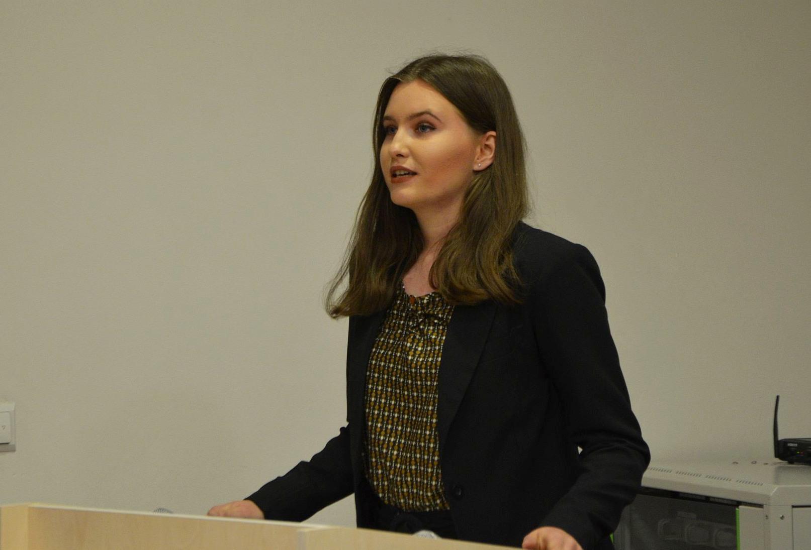 Selma Turcinovic, stipendistica Fondacije Izvor nade