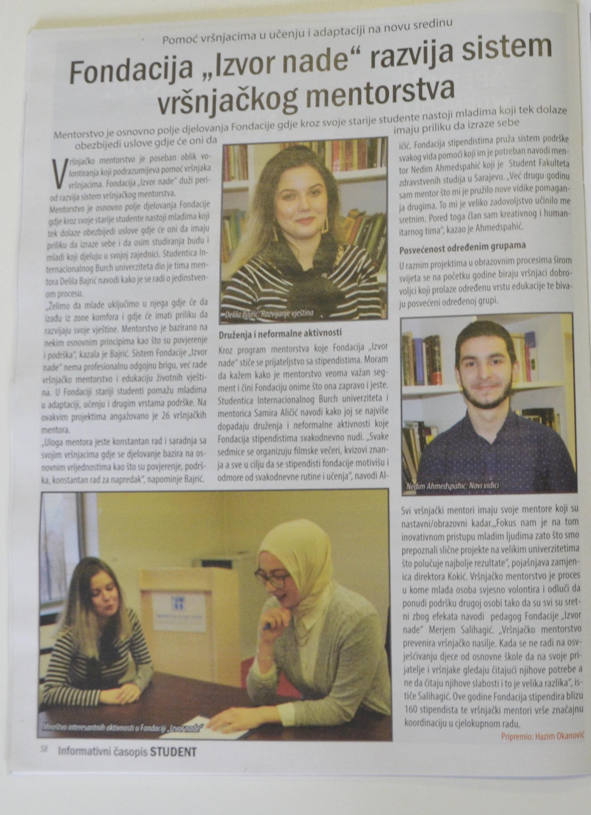 Student194 o Fondaciji Izvor nade feb 2020_b