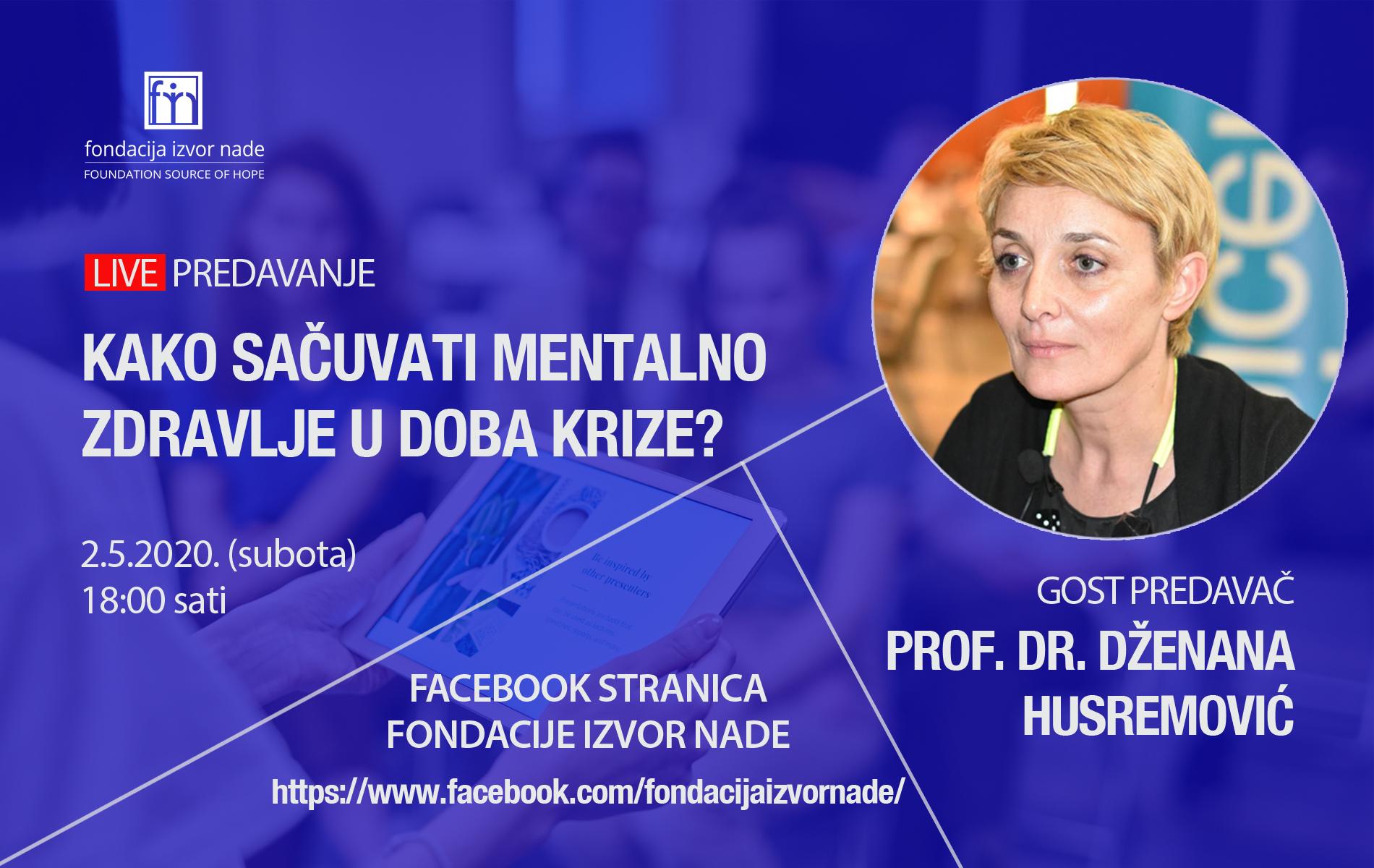 Online predavanje prof Dzenana Husremovic2