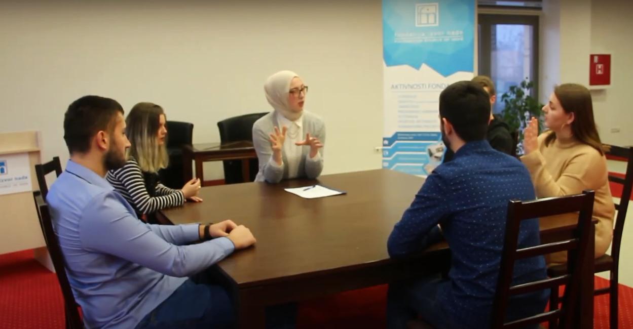 Vrsnjacko mentorstvo Fondacije Izvor nade, emisija_Impuls_znanja_2020