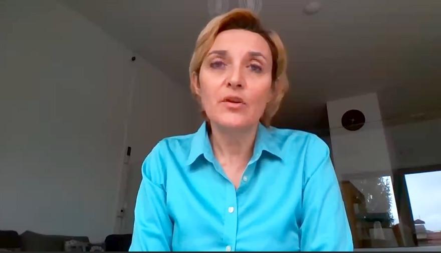 Dzenana Husremovic live predavanje Fondacija Izvor nade