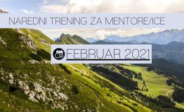 naredni trening za mentore